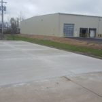 Lippert Comp - Parking lot paving